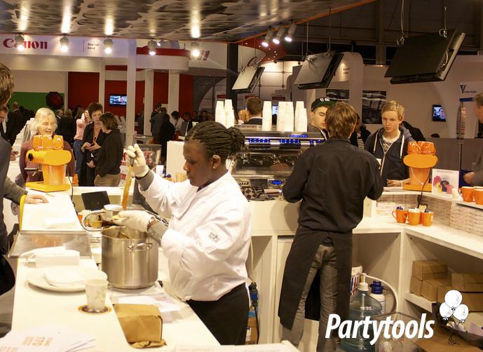 Espressobar huren in nederland partytools partyverhuur